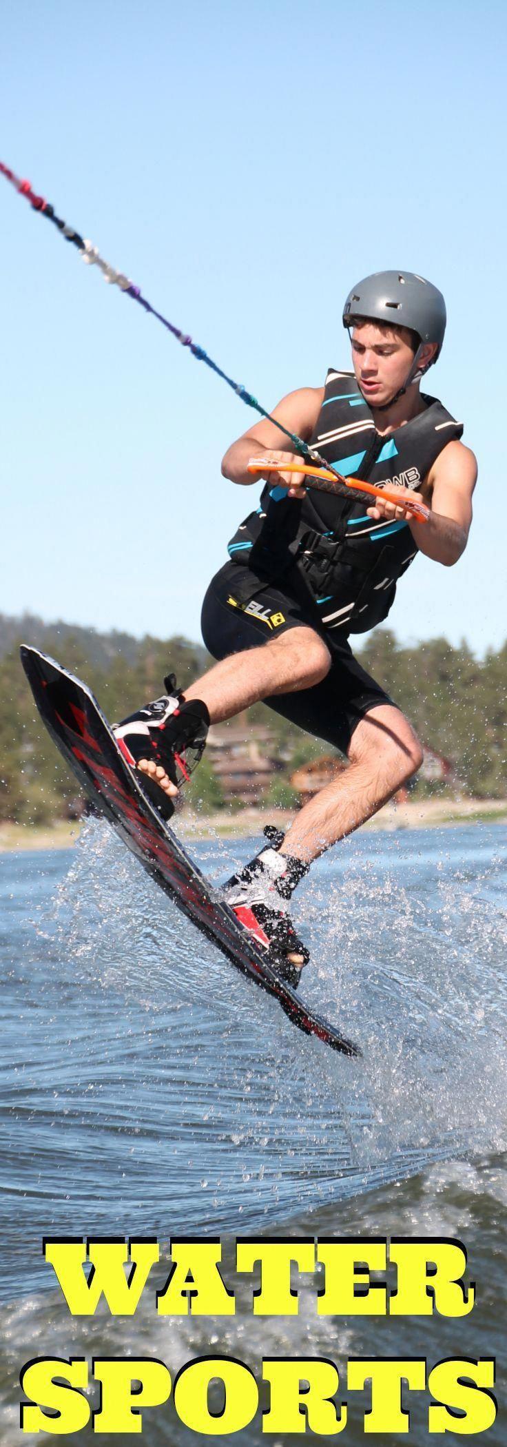 Water Sports Camp! Wakeboard, Water Ski, Jet Ski and more
