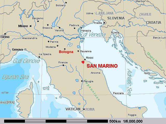 mapsanmarino San MarinoPostage stamps Pinterest