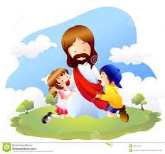 Resultado De Imagen De Jesus Ama A Los Ninos Historias De La Biblia Para Ninos Ninos Dibujos Animados Iglesia Ninos