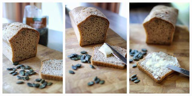 Experimente aus meiner Küche: Dinkelbrot mit Buttermilch
