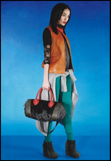 Augden leggings in WWD's Fall '11 Preview #wwd #fashion