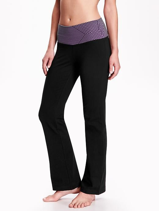 50+ Womens fold over yoga pants trends