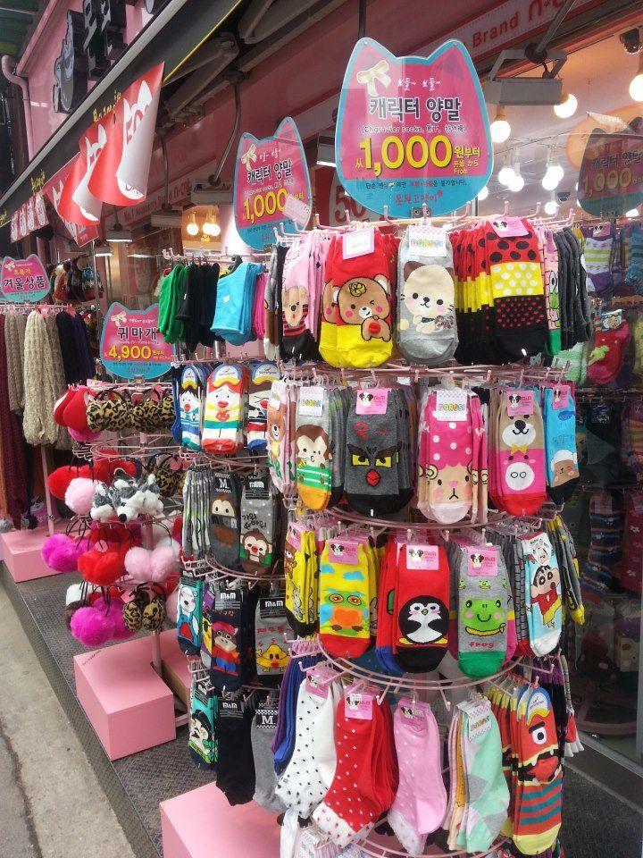 85c52c884ca Great socks at a low price. For just 1000 won per pair