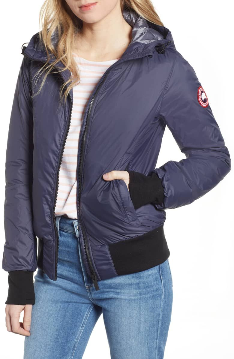 0d233c5fef2 Canada Goose Dore Goose Down Hooded Jacket