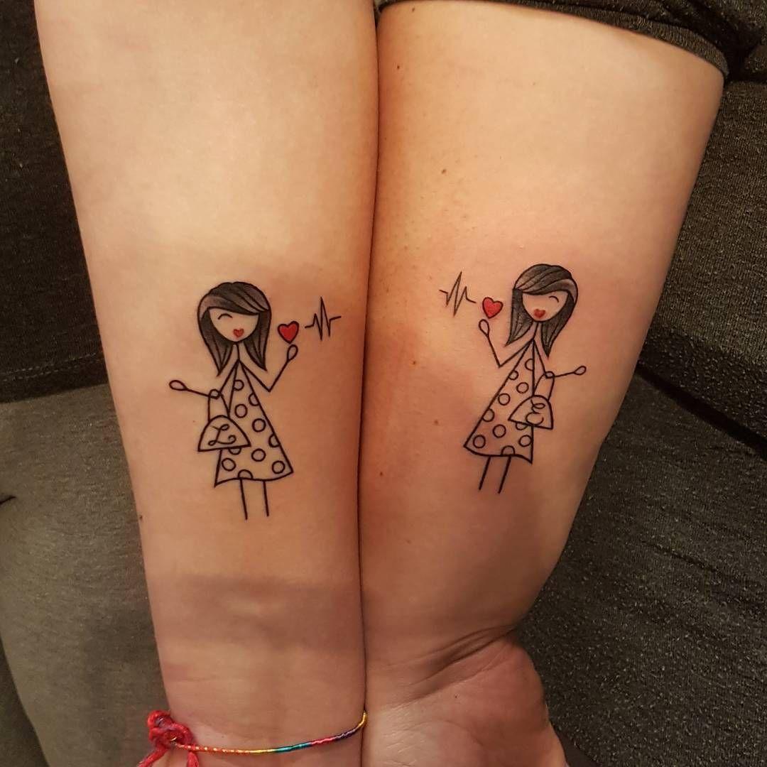 idee tatouage frere soeur