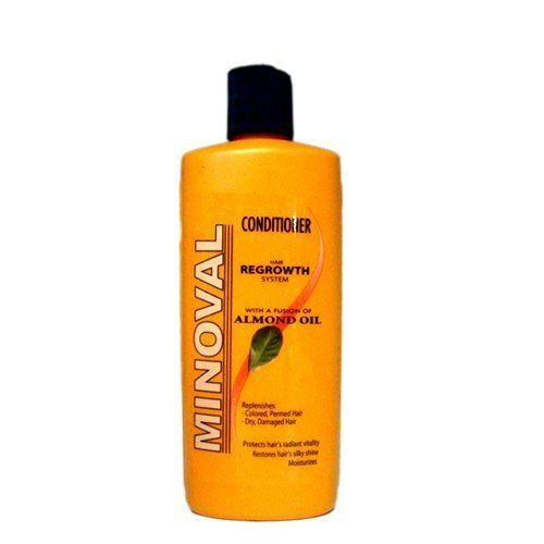 Minoval Hair Regrowth System Shampoo 8oz By Minoval Be Sure To