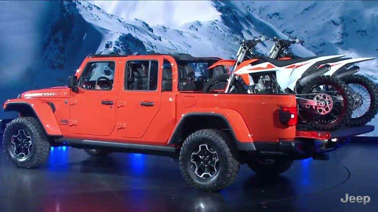 2020 Jeep Gladiator Rubicon Edition To Start Hitting Dealerships