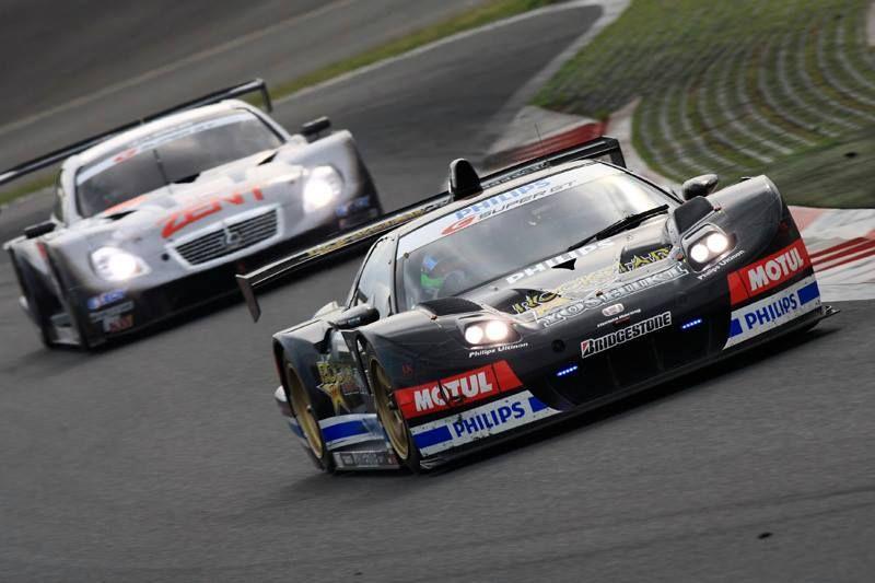 Dome Racing Team 2009 HONDA NSX GT '09 | Nsx gt, Racing ...
