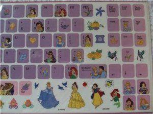 12 pcs Stampers set National Design Disney Princess Stamp