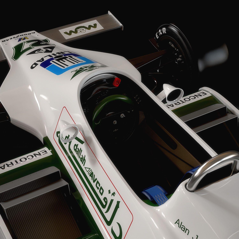 Williams FW07 | カー, 世界 選手権, フォーミュラ1