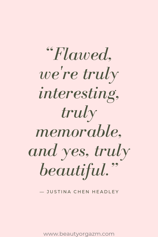 Simple Inspirational And Positive Beauty Quotes For Girls And