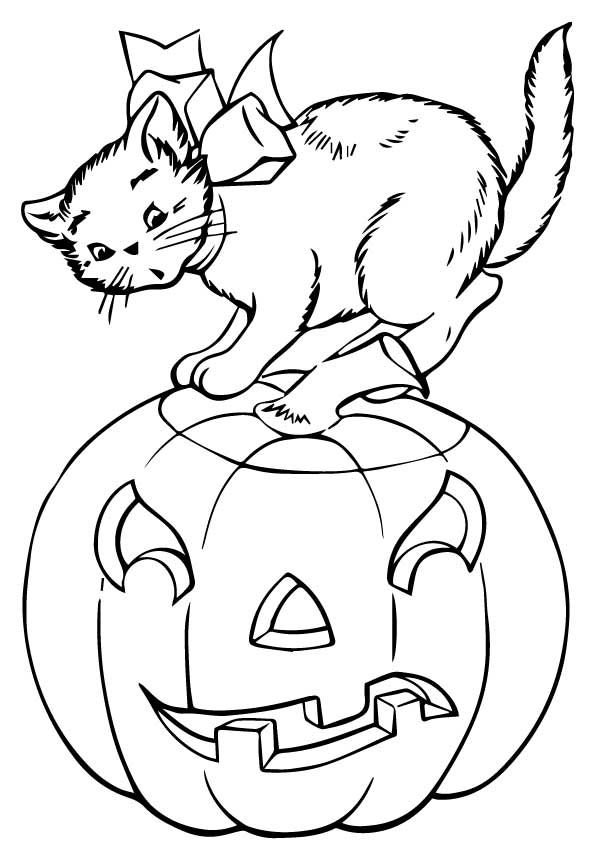 Print Coloring Image Momjunction Halloween Coloring Sheets Pumpkin Coloring Pages Halloween Coloring Pages