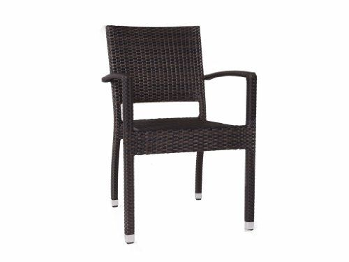 buy brackenstyle ascot rattan arm chair black from our rattan garden furniture range at tesco direct - Rattan Garden Furniture Tesco