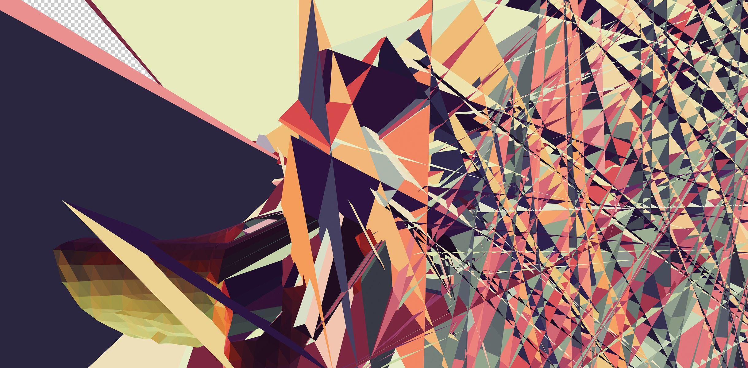 Sabato Visconti / Photographer, Glitch Artist, Illustrator - 3D Modeling Databending Experiments