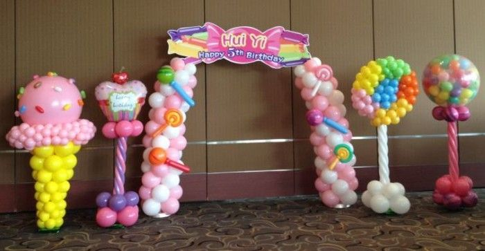 Candyland Party Theme Decorations Candyland Decorations With