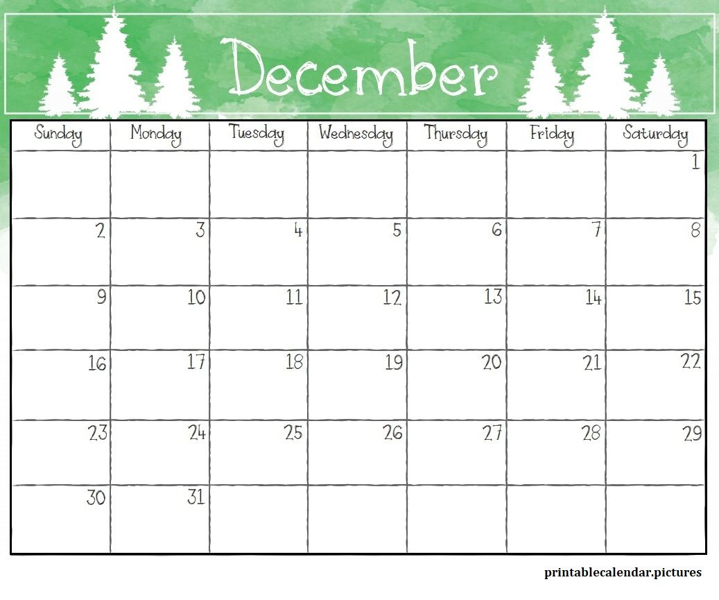 photograph about December Printable Calendar Free identify Printable December 2018 Calendar Printable December 2018