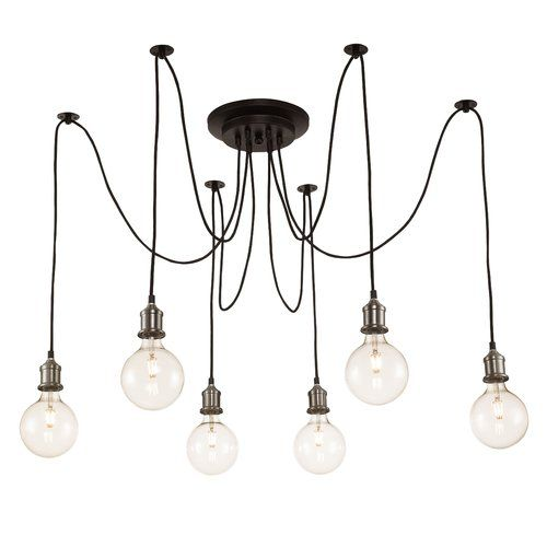 Trent austin design colton cascade pendant can shorten wires