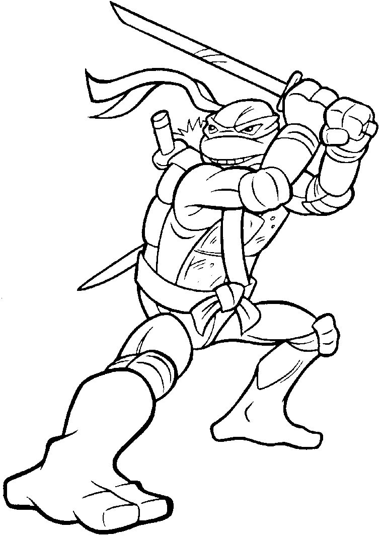 Leonardo Para Colorear Jpg 761 1073 Turtle Coloring Pages Ninja Turtle Coloring Pages Superhero Coloring Pages