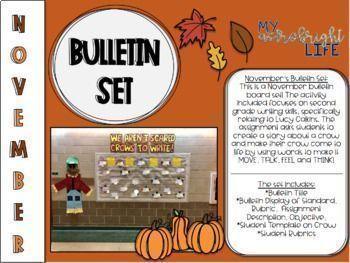 School Bulletin Board Sets For Fall