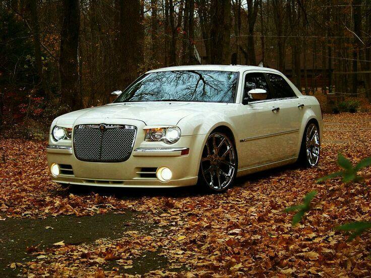Chrysler 300c. 2006