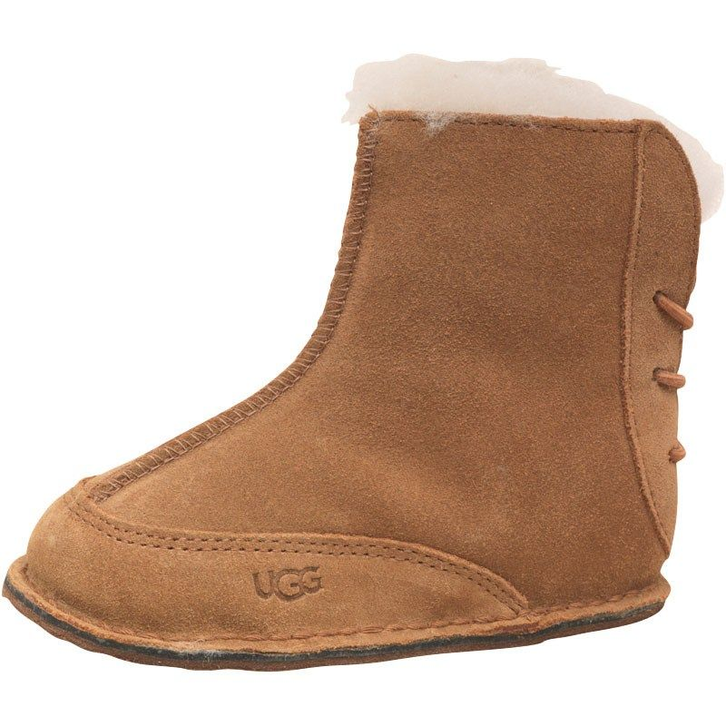 Ugg Infant Girls Boo Boots Chestnut
