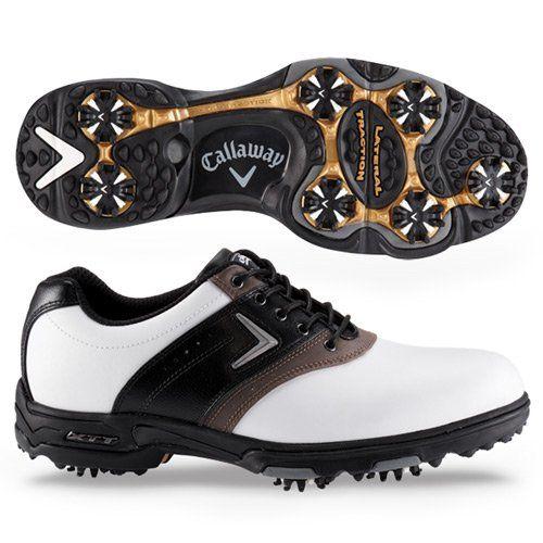 Callaway Mens XTT LT Saddle Golf Shoes