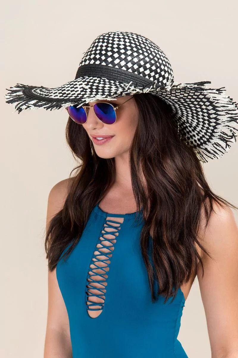 a7cc7087667 Dorothy Woven Sun Hat