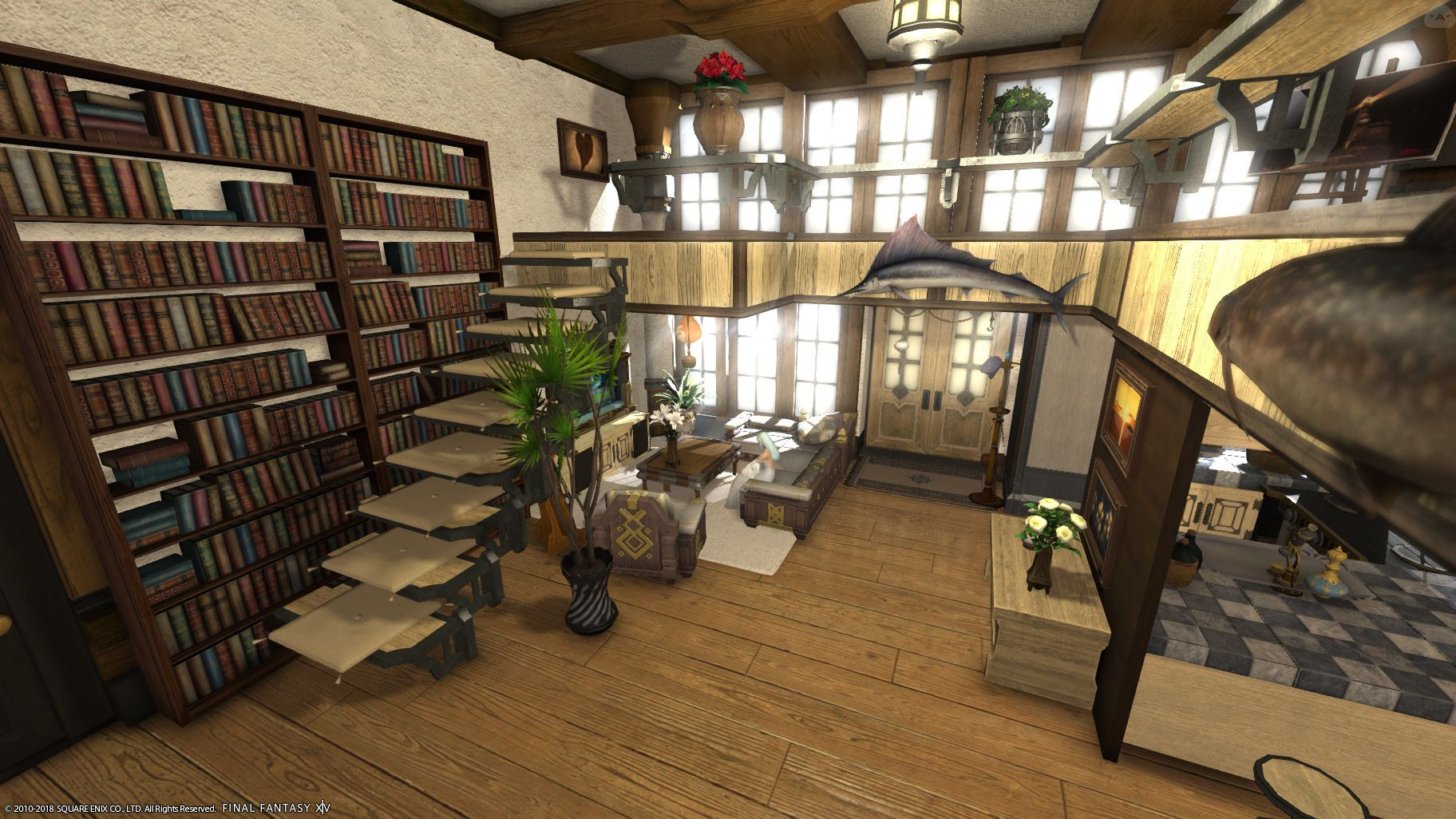 Appartement moderne | Fantasy house