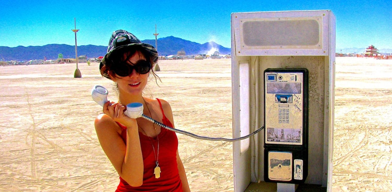 Burning Man Crypto Terrains Communs Burning Man Verite Festival