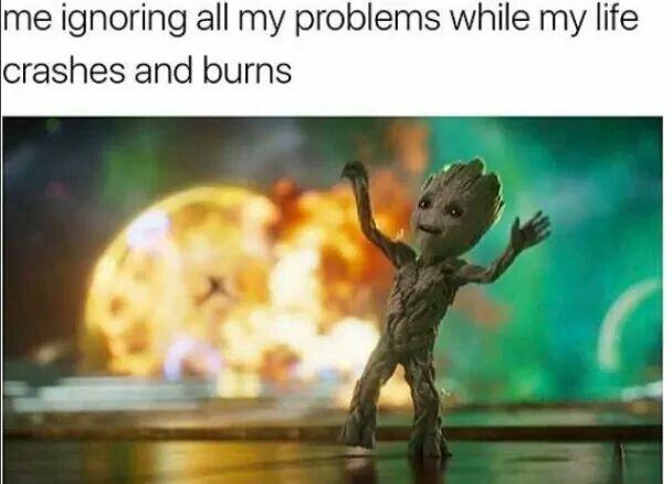 Baby Groot Dancing Meme   Meme Baby