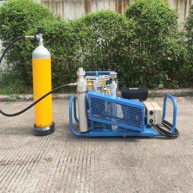 110V60HZ 300bar 4500psi high pressure air compressor for