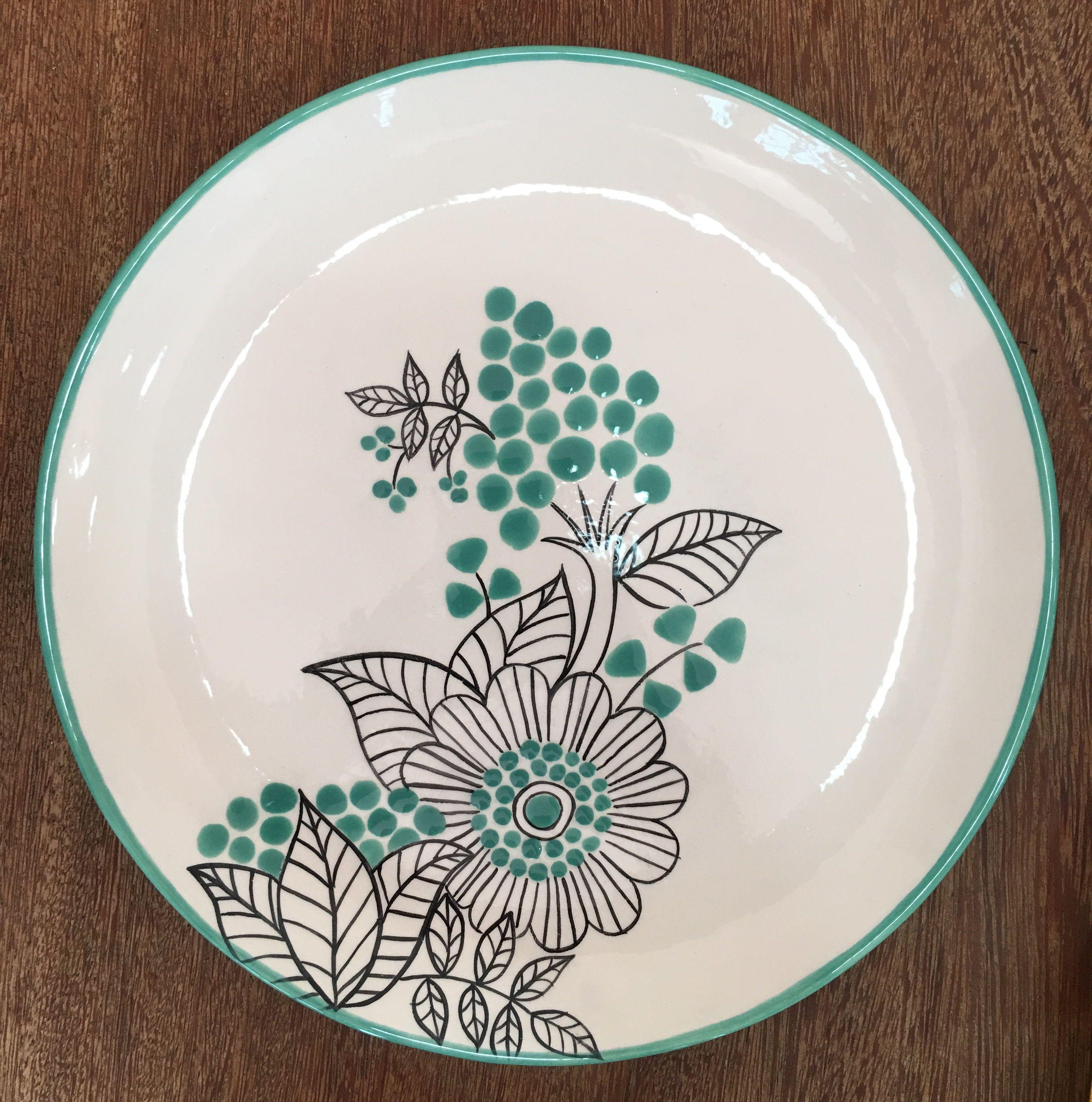 Tuto Peinture Sur Porcelaine Épinglé par maitrejean sur assiette zendool | peinture sur