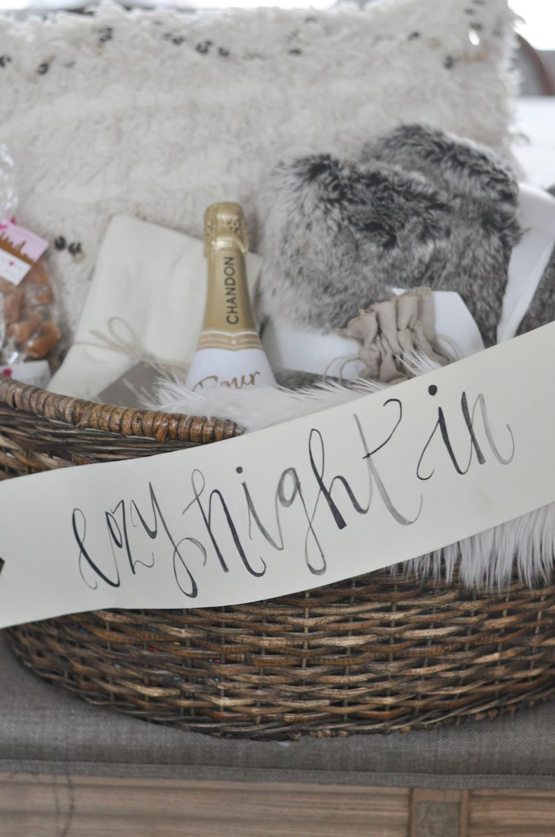 Giveaway! A Cozy New Year's Eve In Date night gift