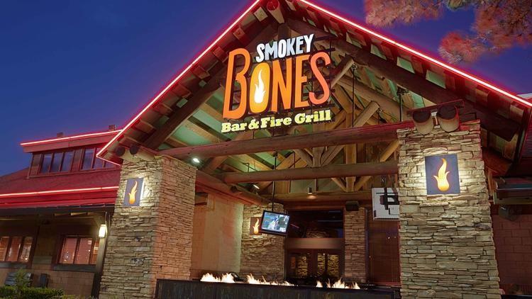 Smokey Bones Bar & Fire Grill | Fire grill, Smokey bones, Smokey