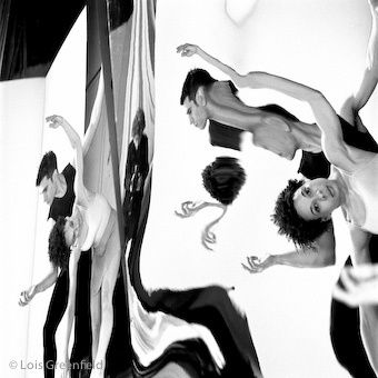 Dance Photography: Mia McSwain Dance Company Dancers in Photograph.  Photographer: Lois Greenfield 2001