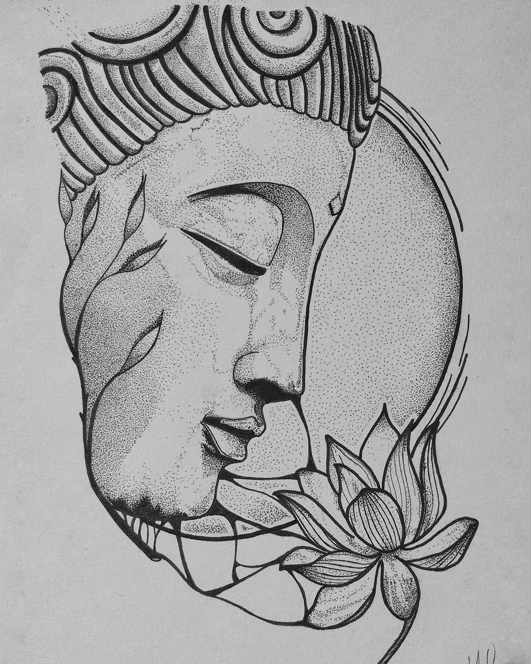 Pin By Baby Steps On Paintings In 2020 Sketches Buddha Art