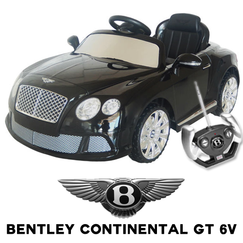 Official Bentley Continental Gt Kids Electric Car