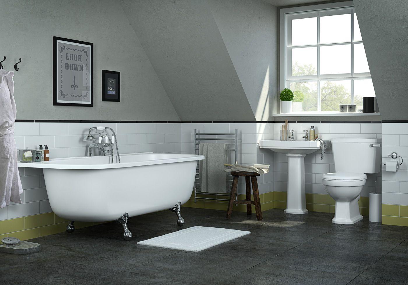 Serina Retro Bathrooms Bathroom Solutions Bathroom Suites