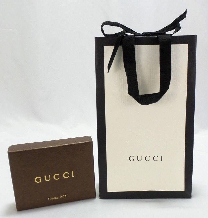 d8999a33f507 Details about Authentic GUCCI Empty New Storage Shoe Box, 2 Dust ...