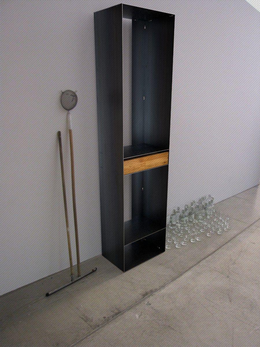 design kaminholzaufbewahrung aus stahl stahlm bel pinterest holz stahl und holz stahl. Black Bedroom Furniture Sets. Home Design Ideas