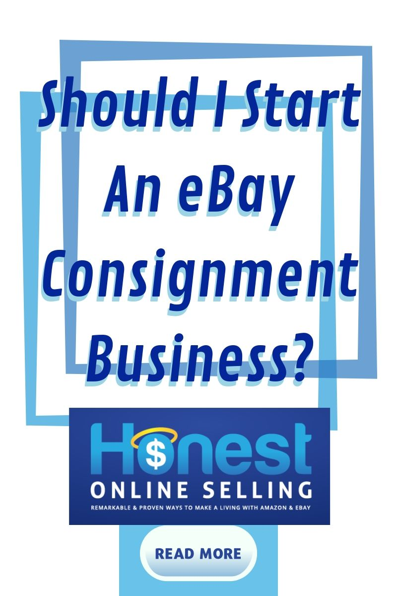 Why I Avoid Selling On Consignment Ebay Selling Tips Make Money On Amazon Online Business
