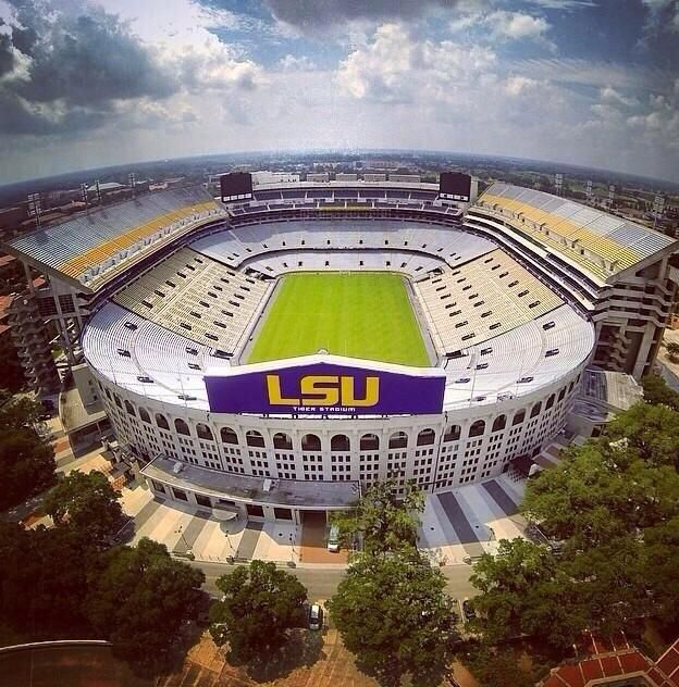 Tiger Stadium Seating Chart Seating In Tiger Stadium Carries With It A Virtual Encyclopedia Of Memories For The Citi Tiger Stadium Lsu Tiger Stadium Lsu Tigers