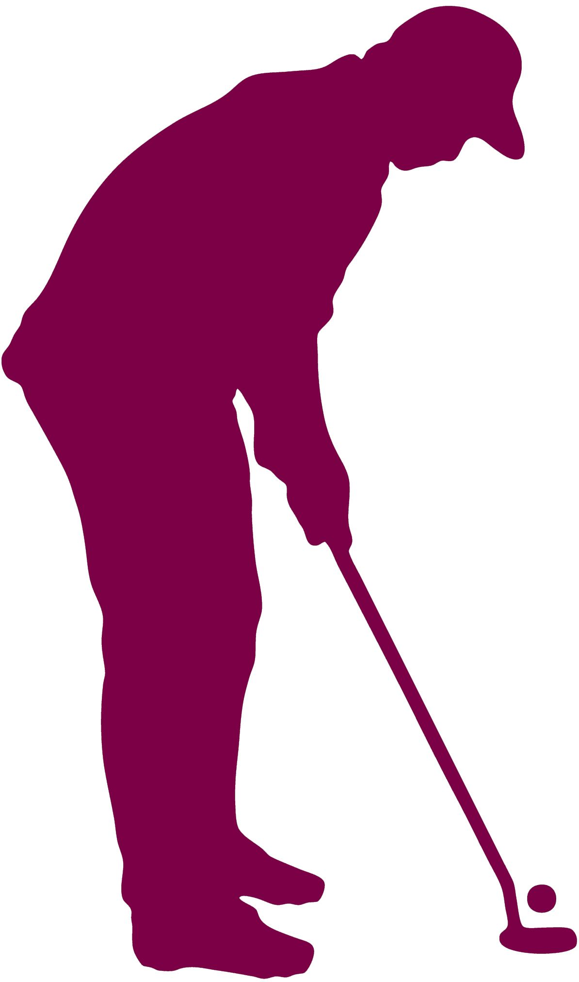 Sticker Golfeur 01 Silhouette Pinterest Golf Sports And Golf