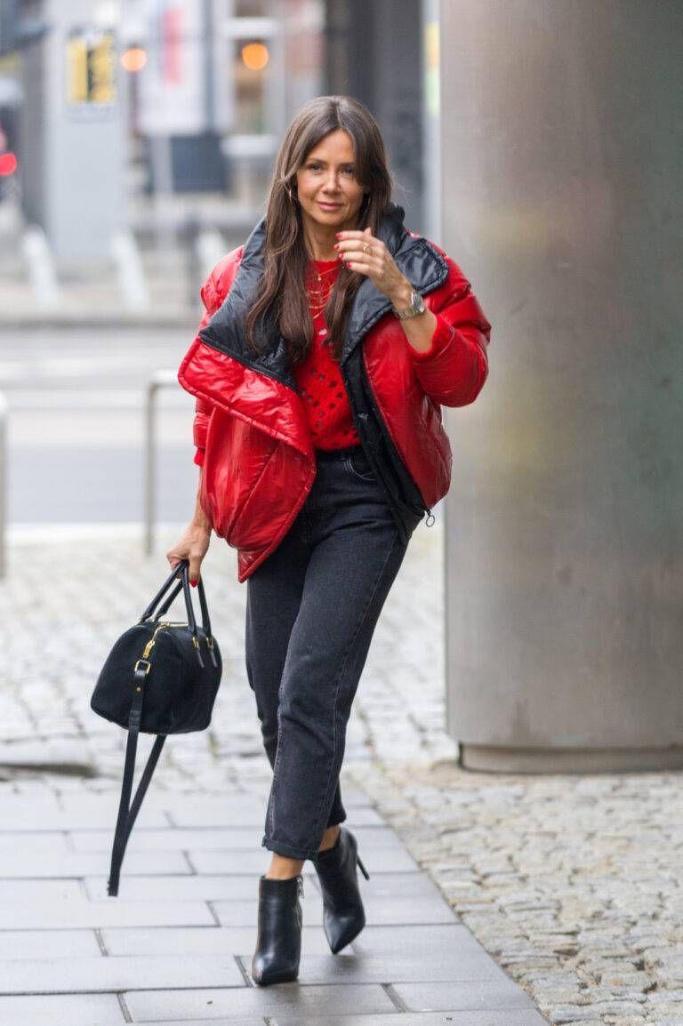 Kinga Rusin Ma Niebywale Wyczucie Stylu W Czerwonej Kurtce Wygladala Nieziemsko I Jeszcze Te Dodatki Zdjecie 1 Her Style Style Fashion