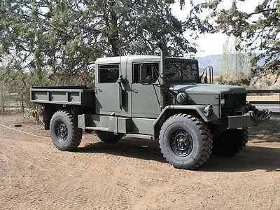 M35A2 Crewcab 4x4 $30,000 00 | Rides | Trucks, Dodge trucks
