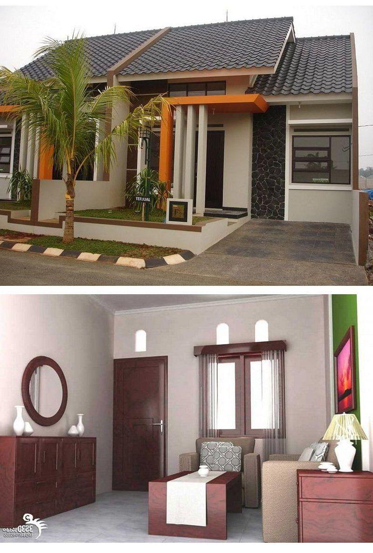 Desain Rumah Type 27/60 : desain, rumah, 27/60, Desain, Rumah, Casas, Mansiones,, Casas,, Mansiones