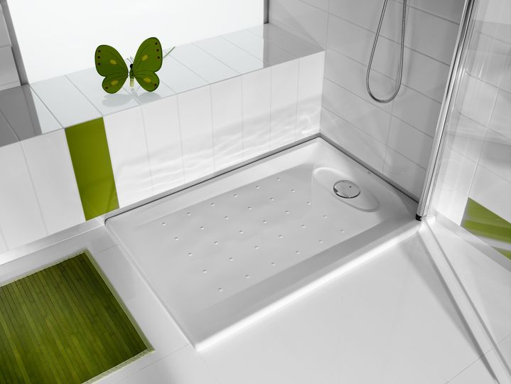 Shower trays Shower solutions Collections Roca