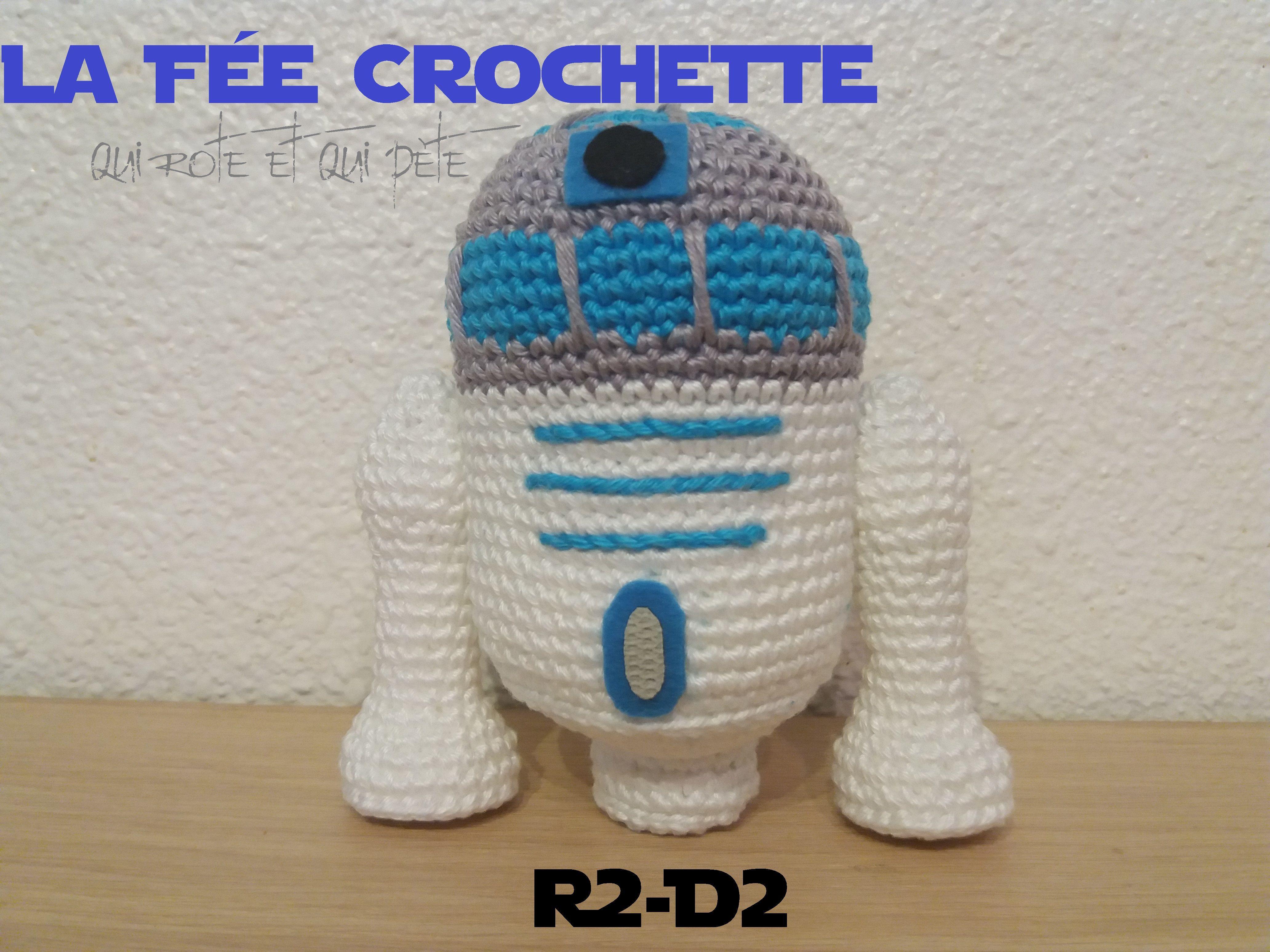 Amigurumi R2 D2 Crochet Amigurumis Pinterest R2 D2 And