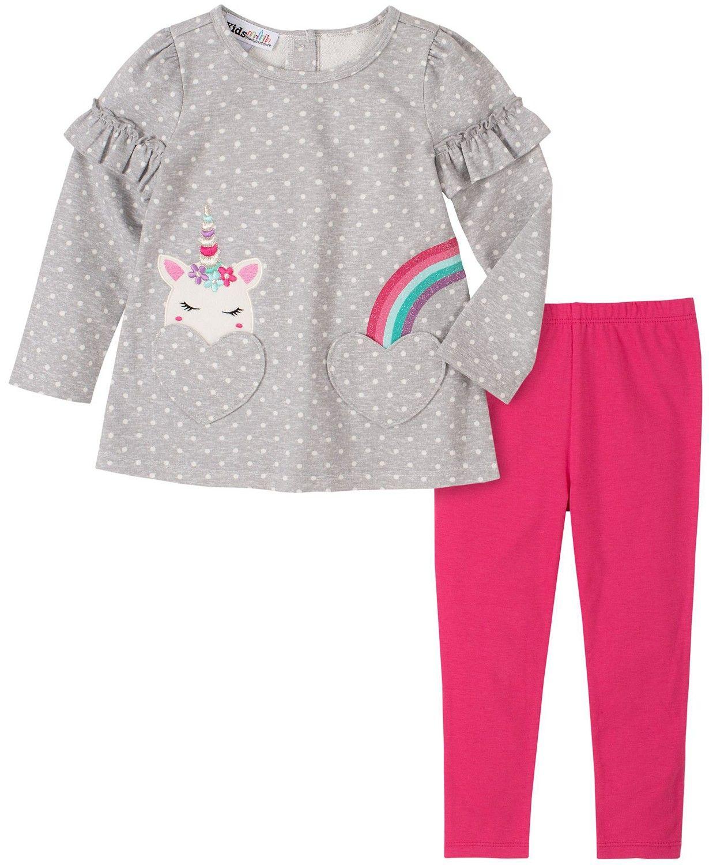 Rainbow Baby Organic Girl Clothes Unicorn Baby Baby Leggings Baby Pants Gold White Unicorn Pink Rainbow ORGANIC Unicorn Rainbow Pants