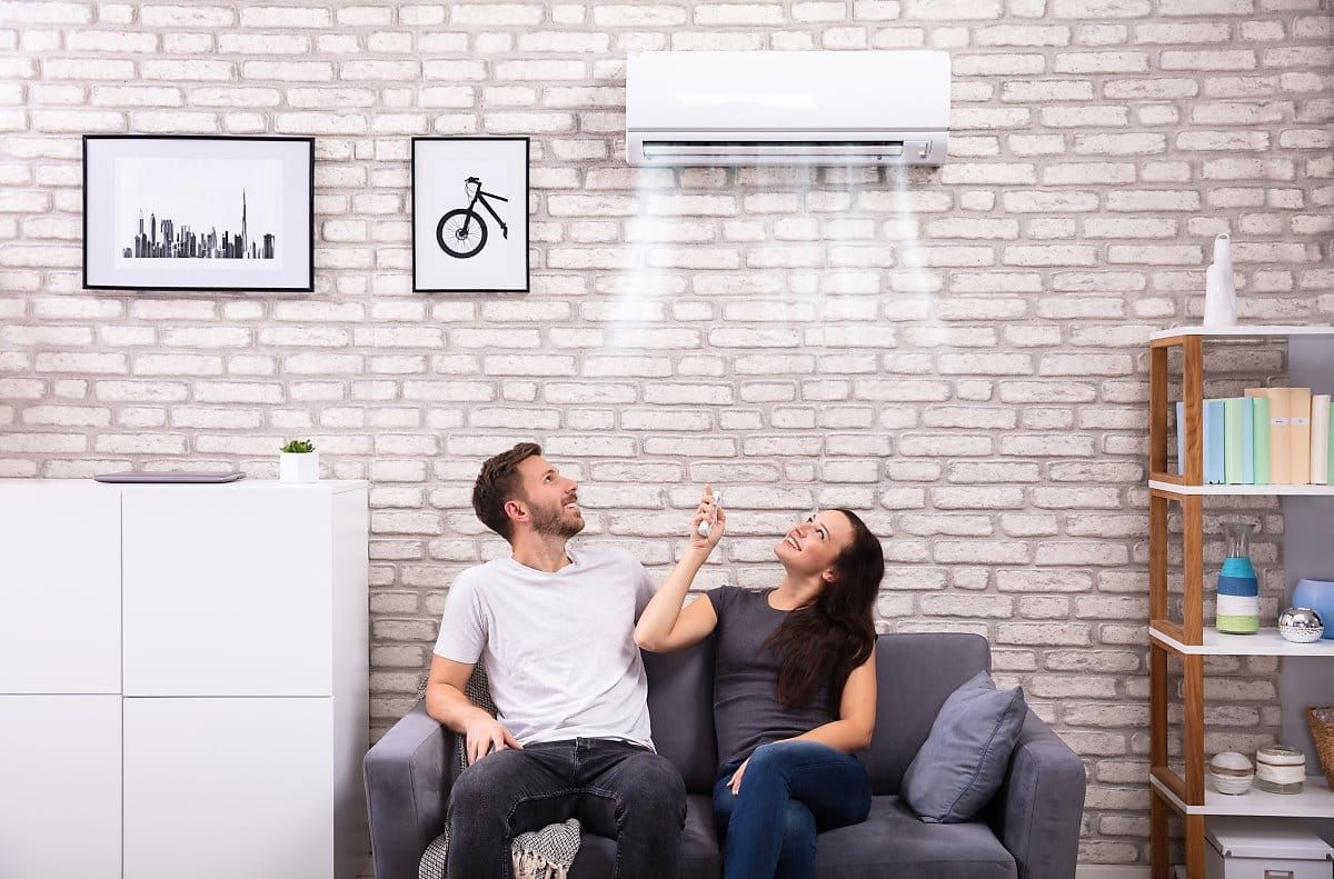 Air conditioning long ago quit being seen as a luxury